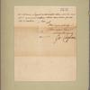 Letter to William Denny [Philadelphia]