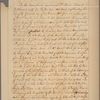 Letter to Gov. Horatio Sharpe, Annapolis, Md.