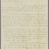 Letter to A[lexander] R. Boteler [Shepherds-town, Va?]