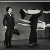 Ray Bolger in the stage production All American