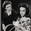 Hazel Douglas and Alexandra Berlin in the stage production All in Good Time