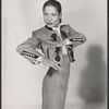 Carmen Amaya and her company. [1955]