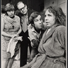Loretta Fury, Henry Calvert, Richard Dreyfuss, and Kathryn Grody in the stage production And Whose Little Boy Are You?