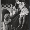 Androcles and the lion. [1968]