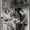 Arlene Dahl and John Gabriel in the stage production Applause