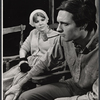 Barbara Harris and Alan Alda in the stage production The Apple Tree
