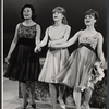 Julie Harris [center] Anita Gillette [right] and unidentified on The Bell Telephone Hour [February 13,