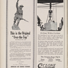 Advertisements: American Art Bronze Foundry, The Chisholm-Moore Mfg. Co.
