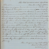 Letter of inquiry from Susannah Hampton, September 4, 1863
