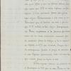 Letter to [Alexander Leslie,] Governor of Charlestown