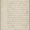 Letter to [Lt. Col. George Campbell, Georgetown?]