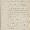 Letter to [Sir Henry Clinton, New York.]