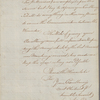Letter to Sir Henry Clinton [New York]