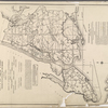 City of New York. Board of Estimate and Apportionment. Index to Amended Area District Map of the city of New York.