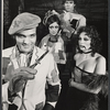Jerry Lanning, Margery Cohen, Hal Watters, and Judy Lander in the stage production Berlin to Broadway with Kurt Weil