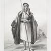 Arabe du désert. (Portrait de l'auteur dans son costume de voyage.)
