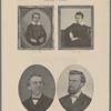 William T. Stead. Age 10. 1859.  Age 11 1860.  Age 18. 1867.  Age 22. 1871.