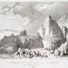 Tombeau situé en face du théâtre (Petra).