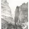 Entrée du ravin (Petra).