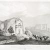 Tombeau avec une inscription latine (Petra).
