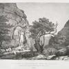 Tombeau à l'extrémité nord de la ville (Petra).
