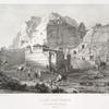 Ruines d'un temple [Qasr al-Bint] (Petra) (2)