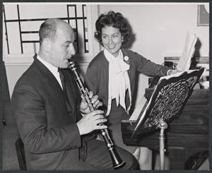 Sardi, Vincent [and wife].