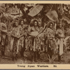 Young Fijian warriors.