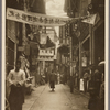 Chinese street in Canton.