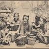 Bara Boedoer [Borobudur?].  Restauratie.