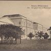 Batavia (Weltevreden). Het groote huis te Waterlooplein