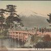 Fuji from Kawaibashi.