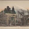 Fuji from Omiya.