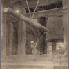 The large Nara bell Ni Todaiji.