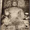 Daibutsu (gigantic bronze image of Buddha), Nara.