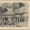 Malay campong [village].