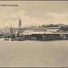 Penang Harbour, Penang.