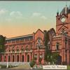 Jubilee Hall, Rangoon.