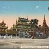 King Theebaw's Monastery--Mandalay.
