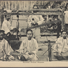 Burmese women weavers.