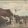 "A street scene in Tacloben [Tacloban?]. ""In the Philippines""."