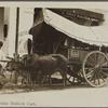 Mallay bullock cart.