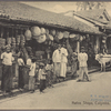 Native shops, Colombo, Ceylon.