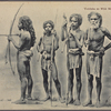 Veddahs or wild men of Ceylon.
