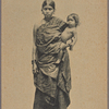 Tamil woman and child, Colombo.