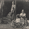 The village life.  Pleasant idleness, Ceylon.