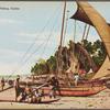 Return from fishing, Ceylon.