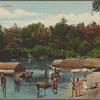 River scene, Ceylon.