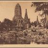 Ruins at Ayuthia.