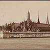 Temple of the Emerald Buddha, Bangkok.